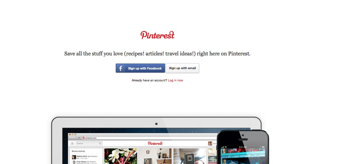How to Create a Shareable Wish List Using Pinterest – Goulet